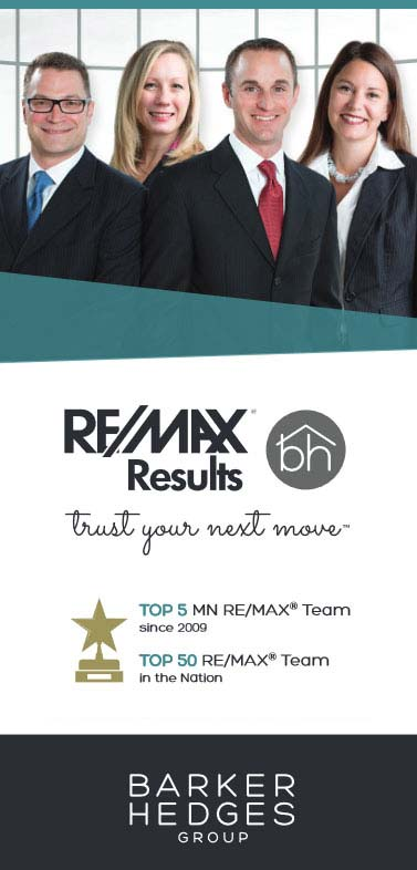 Barker Hedges Group of REMAX Results